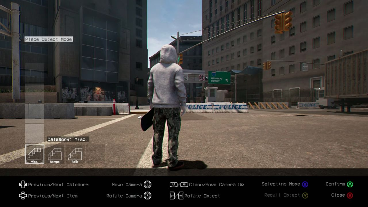 Session : Skateboarding Sim Game - image